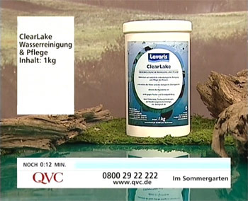 ClearLake bei QVC
